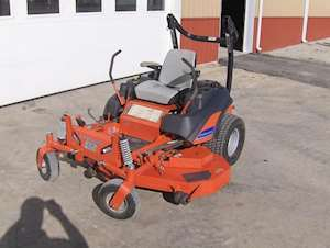 2008 Simplicity CITATION 2352 Zero Turn Mower For Sale, 427