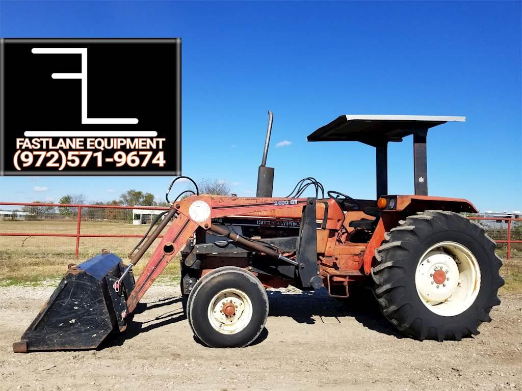 International 684 Tractor For Sale | Kemp, TX | 6824 | MyLittleSalesman com