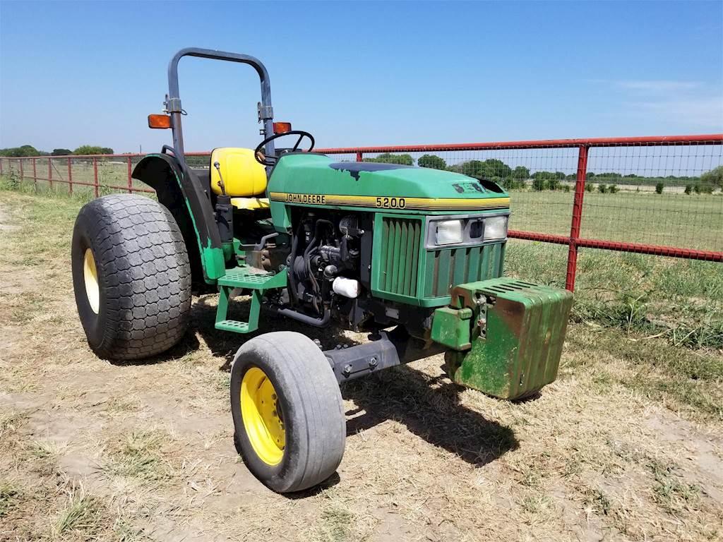John Deere 5200 Tractor Parts Tops S. John Deere Tractor For Sale Hours Kemp 1024x768 5200 Parts. John Deere. John Deere 5200 Tractor Wiring At Scoala.co