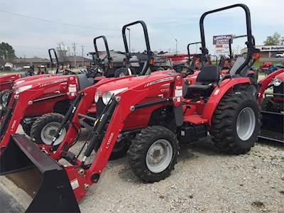2019 Massey Ferguson 1739E Tractor