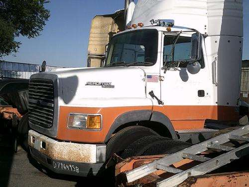 Ford 9000 Cabover Interior : Ford aero max l cabover for sale spokane valley