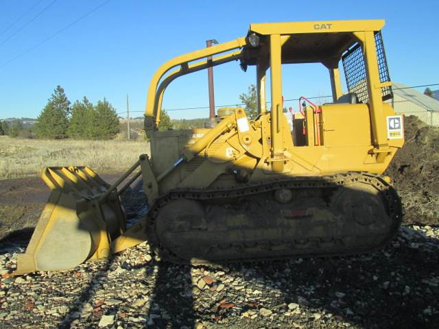 Caterpillar 951c Track Loader For Sale