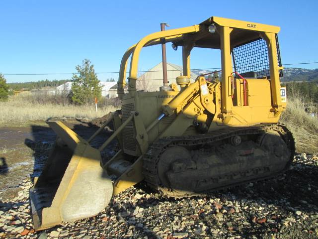 Track Loader For Sale >> Caterpillar 951c Track Loader For Sale Spokane Valley Wa