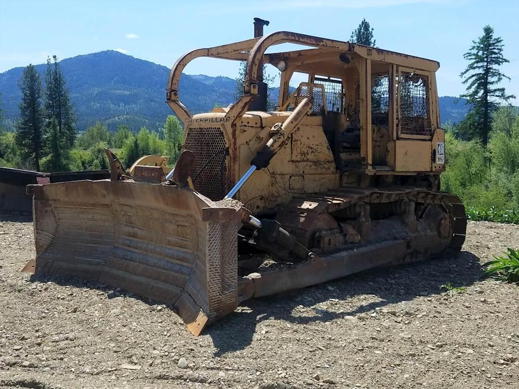 Caterpillar D6D Dozer For Sale | Spokane Valley, WA | DVI1561 |  MyLittleSalesman com