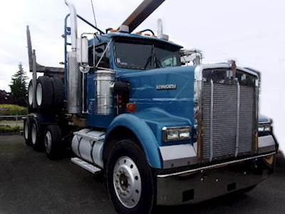 2000 Kenworth Logging Truck