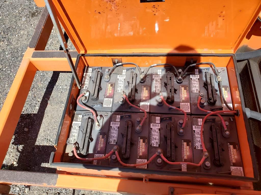 2008 Addco Dh1000 Solar Portable Traffic Control Arrow