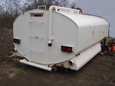 Water Tanks For Sale >> 2004 Randco Water Tank