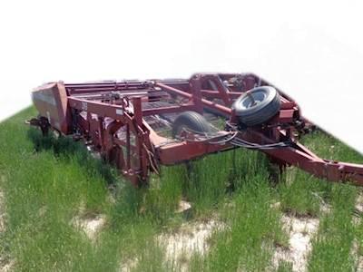 2008 Spudnik 6140 Windrower