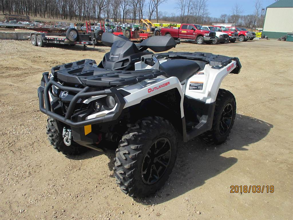 2017 can am outlander 650 xt utility vehicle for sale. Black Bedroom Furniture Sets. Home Design Ideas
