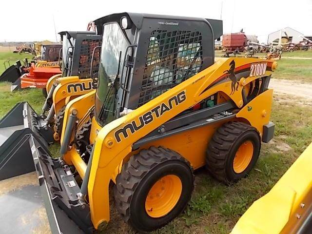 2019 Mustang 2700V NXT2 Skid Steer For Sale | Worthington, IA