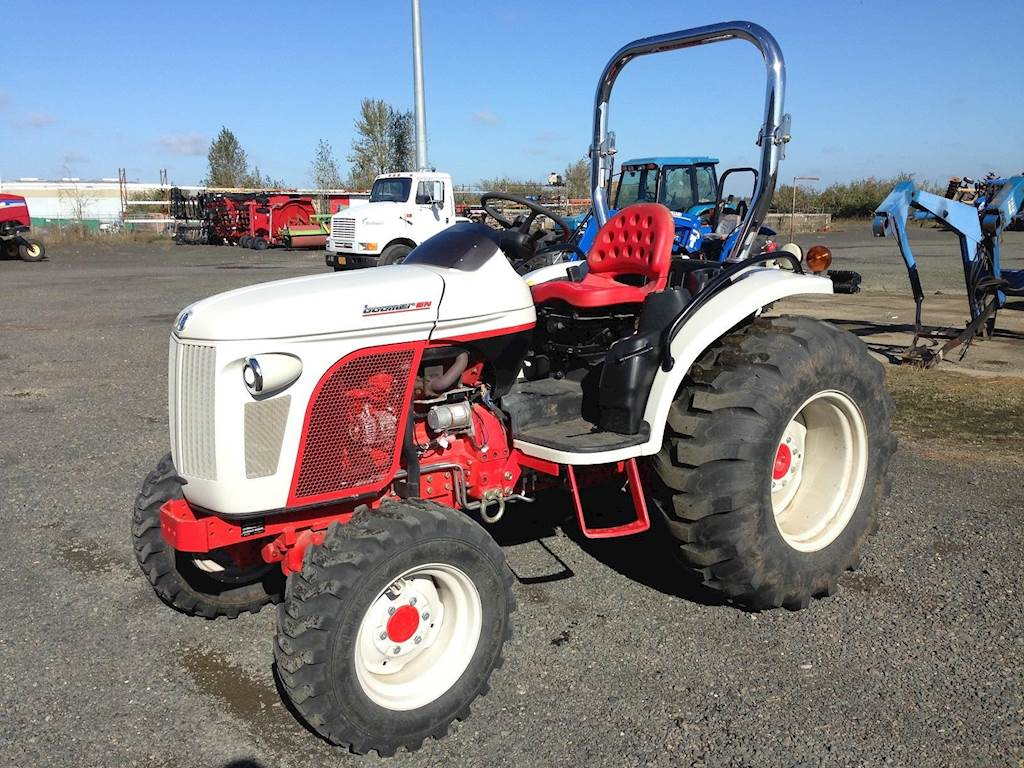 8n Tractor Specifications : New holland boomer n tractor for sale hours