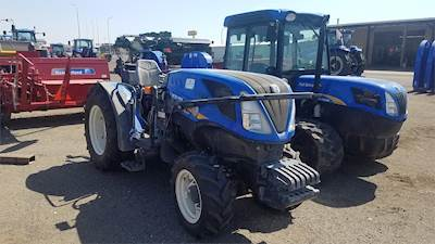 2018 New Holland T4 100V Tractor
