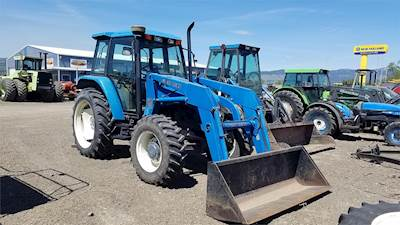 1998 New Holland TS90 Tractor