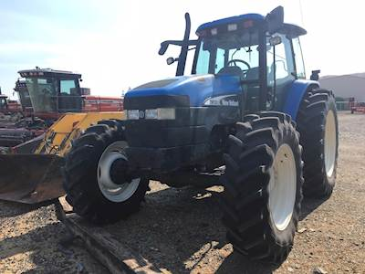 2006 New Holland TM130 Tractor