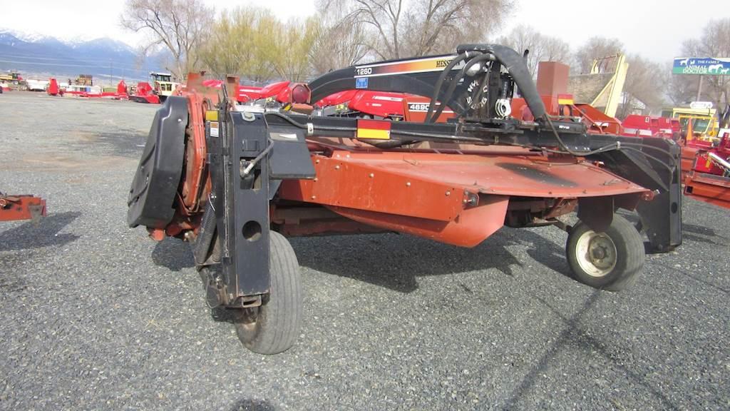 2006 Hesston 1260 Windrower