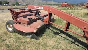 Hesston 1340 Windrower