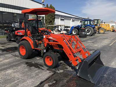 Kioti CK2510HST Tractor For Sale | Salt Lake City, UT