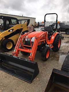 2018 Kioti CK3510HST Tractor
