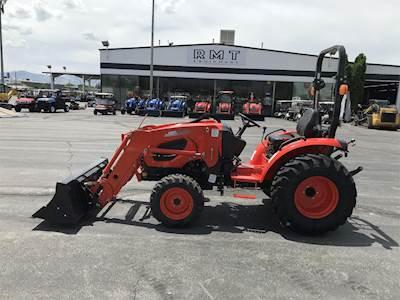 Kioti Tractors Under 40 HP - CK3510HST, CK2610, CK4010HST