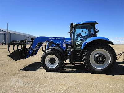 2014 New Holland T7 175 Tractor