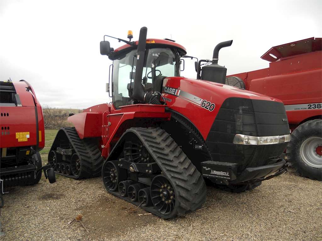 Case Tracked Tractors : Case ih steiger quadtrac tractor for sale