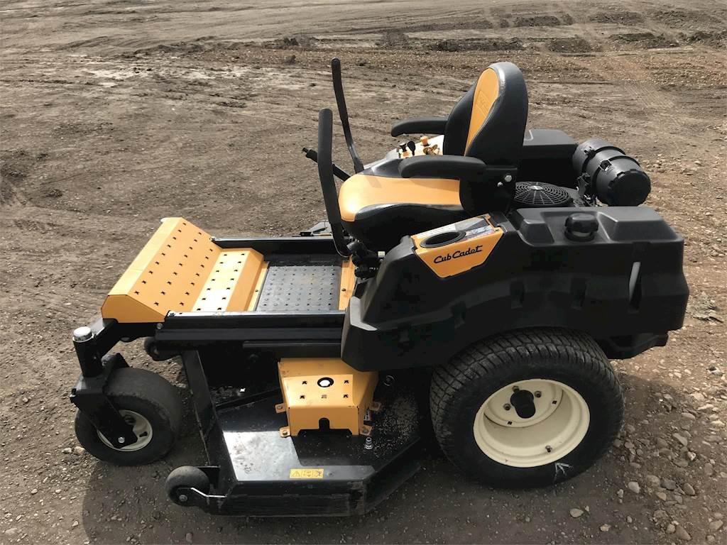 2014 Cub Cadet Z Force Lz60 Zero Turn Mower For Sale 106