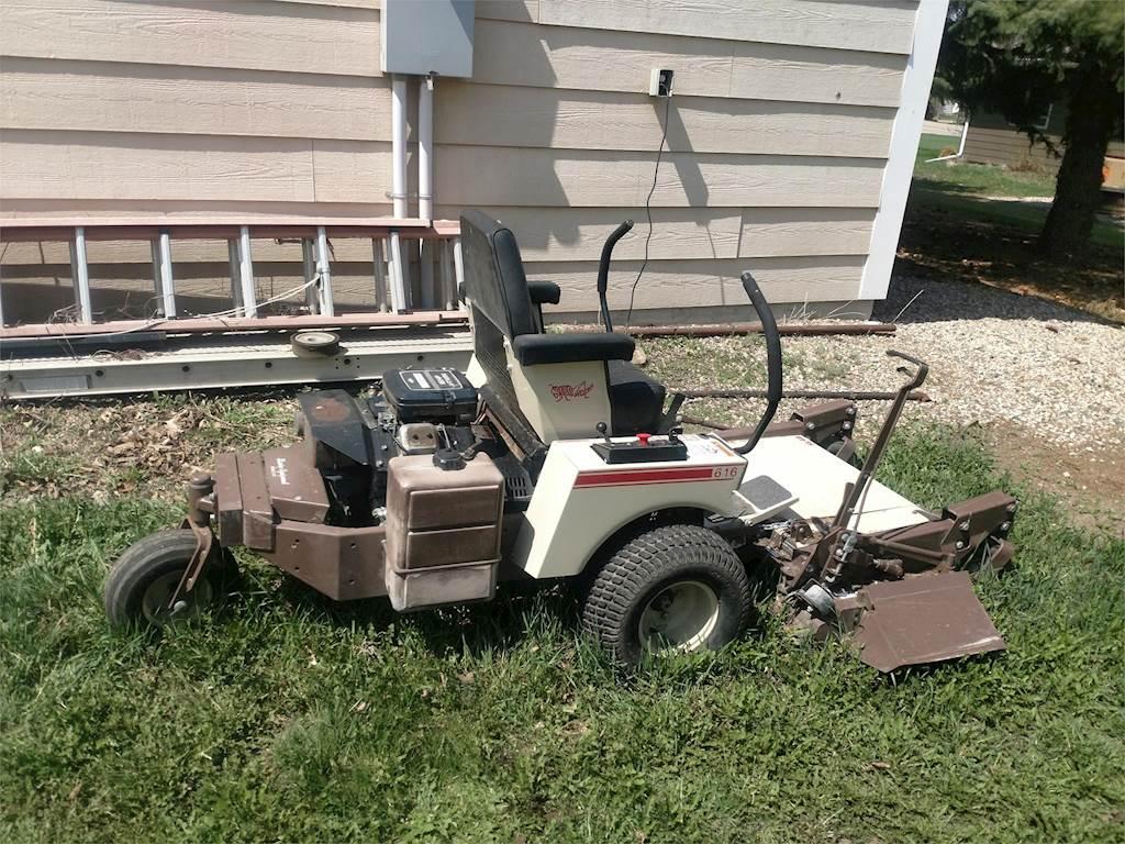 2002 Grasshopper 616 Zero Turn Mower For Sale | Stanley, ND | 19170B |  MyLittleSalesman com