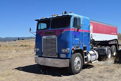 Cabover Trucks For Sale >> 1986 Freightliner Cabover For Sale 200 663 Miles Prineville Or