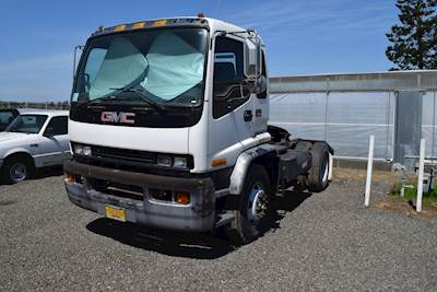 Cabover Trucks For Sale >> 2000 Gmc T8500 Cab Over For Sale 101 808 Miles Aurora Or