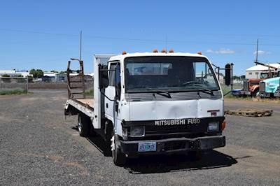 1994 Mitsubishi FUSO FE Flatbed Truck