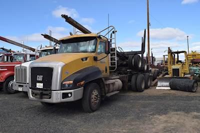 Caterpillar CT660 Logging Trucks For Sale | MyLittleSalesman.com