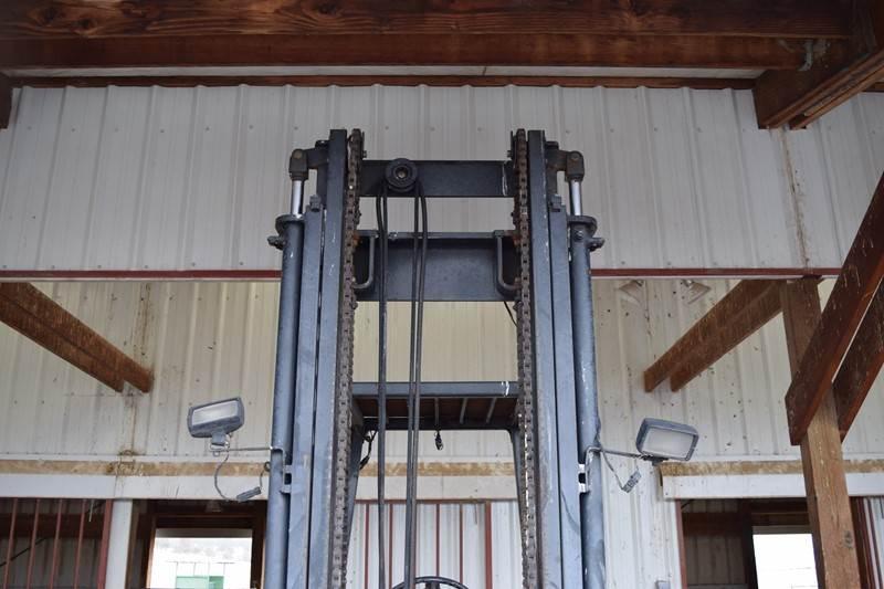 1999 Eagle Picher TM50 Rough Terrain Forklift For Sale, 1,990 Hours ...