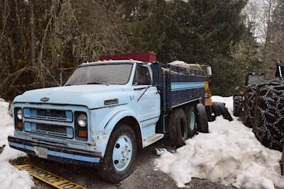 1967 Chevrolet C 60 Water Truck