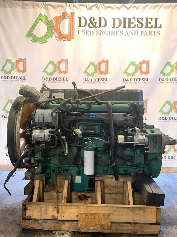 2005 Volvo D12 Diesel Engine For Sale