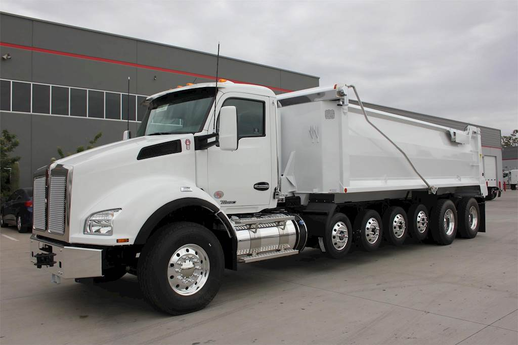 2019 Kenworth T880 Dump Truck For Sale | Tolleson, AZ ...Kenworth Dump Trucks