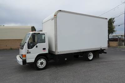 Gmc Delivery Moving Straight Box Trucks For Sale