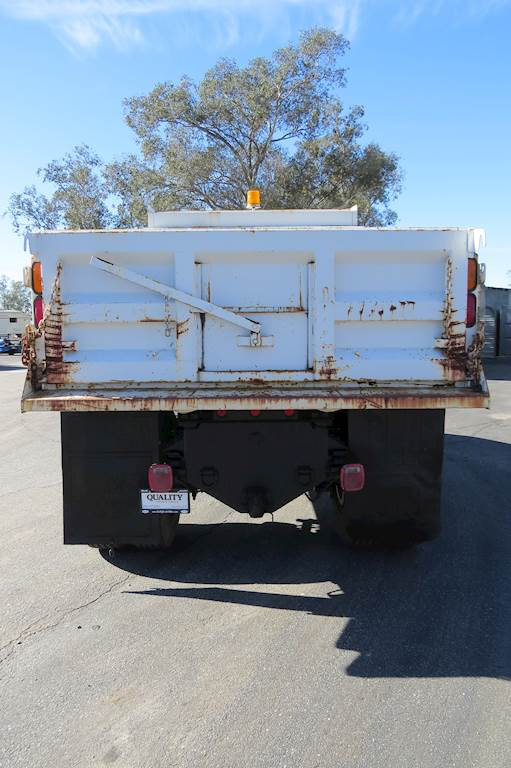 2000 Sterling Trucks L7501 10 Ft  Steel D U0026h Dump Truck For Sale  1 189 Miles
