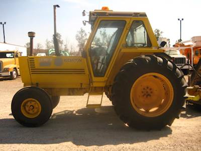1991 Hesston Model 100-90 Bush Hog Tractor Mower