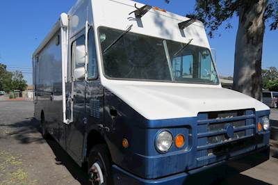 2004 Workhorse Chevy Step Van For Sale, 15,000 Miles | Fontana, CA