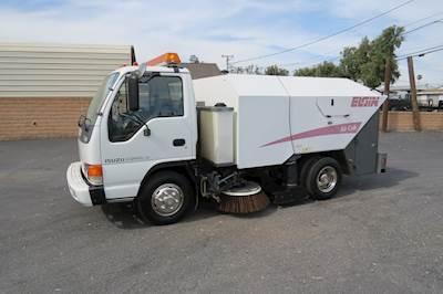 Sweeper Trucks For Sale | MyLittleSalesman com