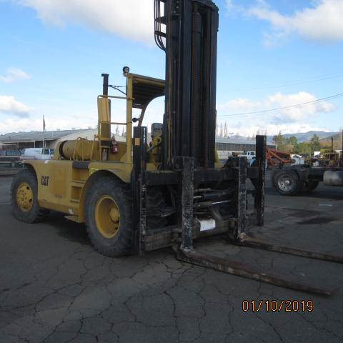 Caterpillar AM40 20 Ton 14' Mast Forklift For Sale   Las Vegas, NV    9662808   MyLittleSalesman com