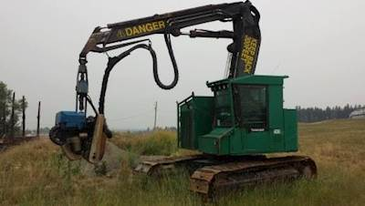 Timberjack Logging Equipment For Sale - Wyatt's Used