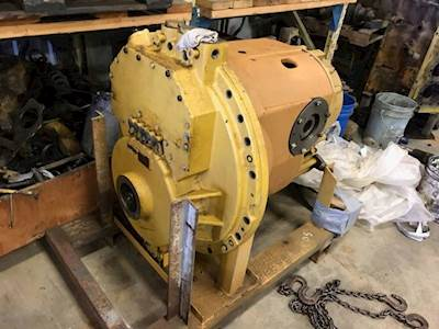 Rebuilt Caterpillar D6R Transmission for D6R