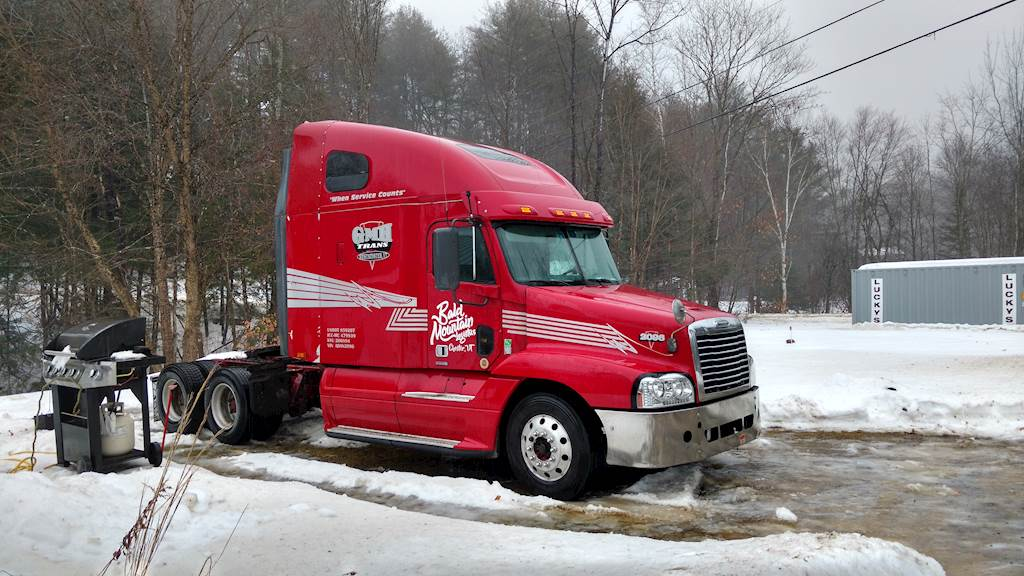 2010 Freightliner Century Class For Sale, 856,000 Miles | Chester ...