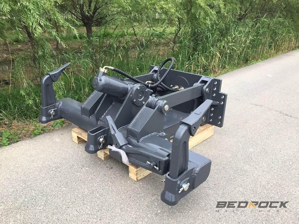 2019 MS Ripper fits CASE 1150 Bulldozer For Sale | Irvine