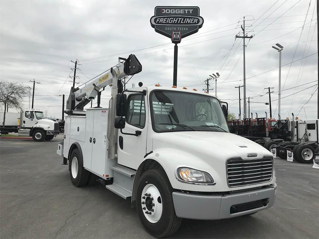 2019 Freightliner M2 106 Single Axle Mechanic / Service Truck, Cummins  Cummins B6 7, 220HP, Automatic For Sale | Converse, TX | 9693305 |