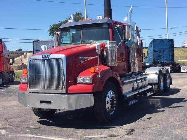2019 Western Star 4900SB Sleeper Semi Truck, Cummins CUMMINS X15, 485HP,  Automatic For Sale | Converse, TX | 262782 | MyLittleSalesman com