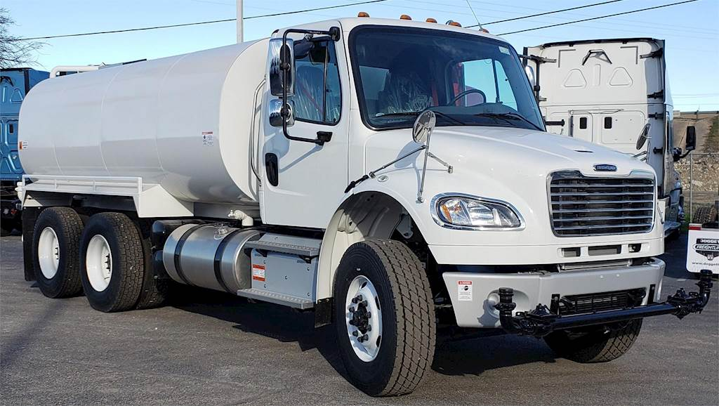 2019 Freightliner M2 106 Water Truck, Cummins L9, Automatic For Sale