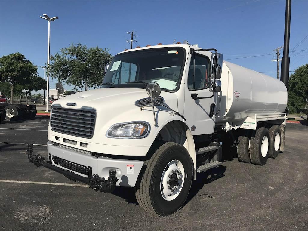 2019 Freightliner M2 106 Water Truck, Cummins L9, Automatic