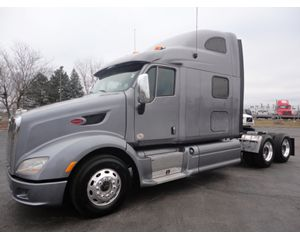 Peterbilt 587 Conventional Sleeper